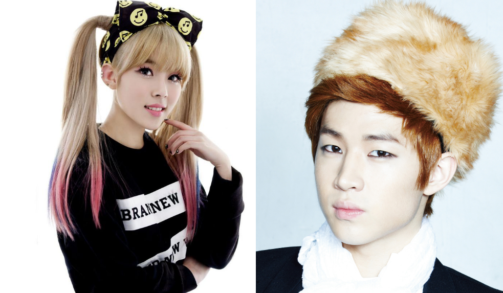 Dohee and Henry