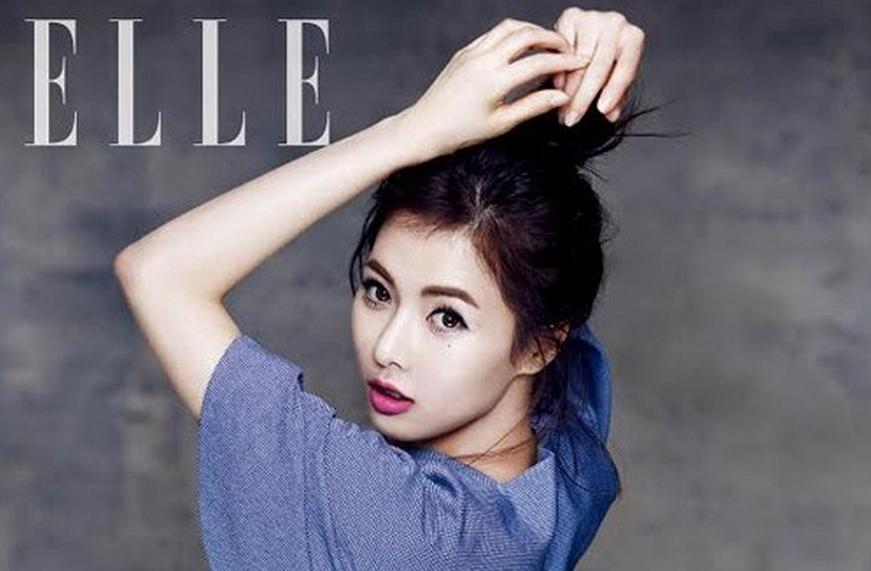 HyunA_ELLE