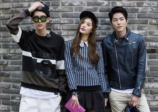 hong jonghyun nana dating Your blog description here 150302 after school's nana addresses dating rumors with hong jong hyun on 'roommate'.