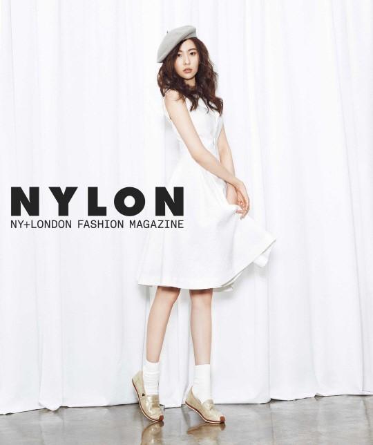 Sunmi for Nylon May 2014