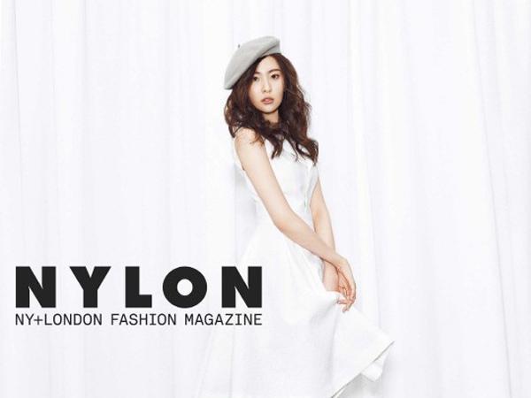 Sunmi Nylon cover