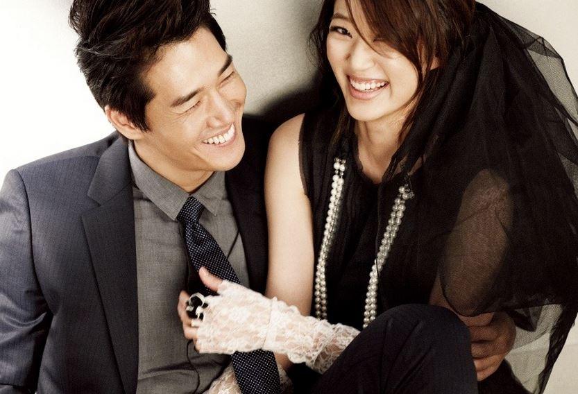Yoo Ji Tae and Kim Hyo Jin Featured Image