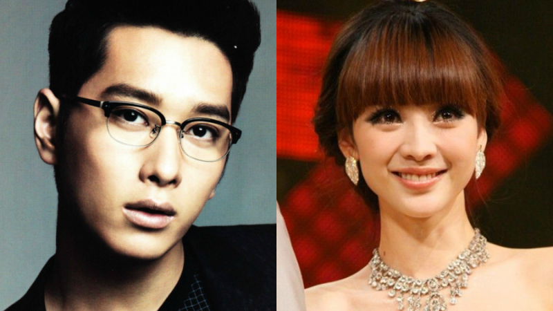 Who is Nichkhun dating Nichkhun girlfriend wife