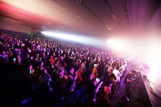 japan fan meeting