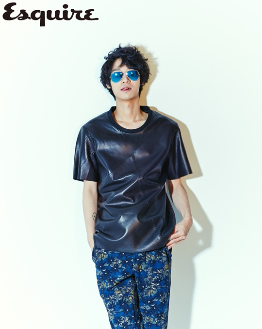 jung joon young esquire 6