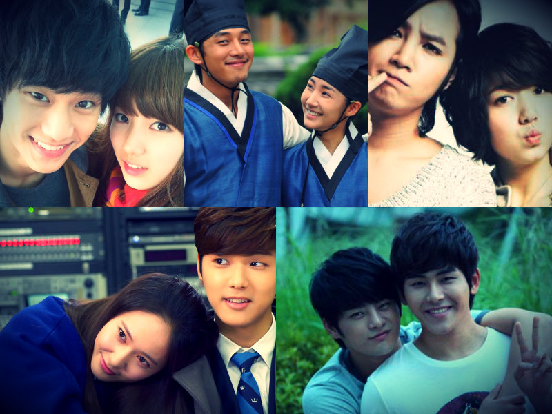 10 K-drama Couples You Would Like to See Reunited