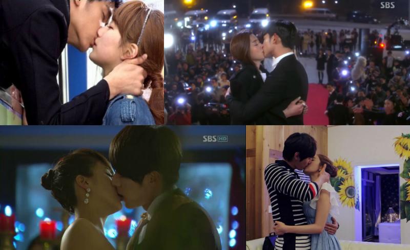 Most Memorable K-Drama Kiss Scenes, Round Two!
