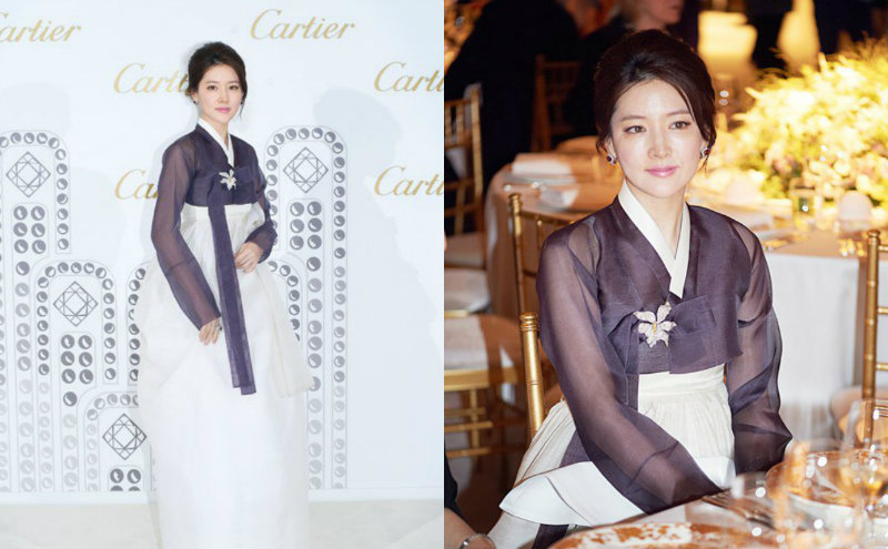 lee young ae hanbok