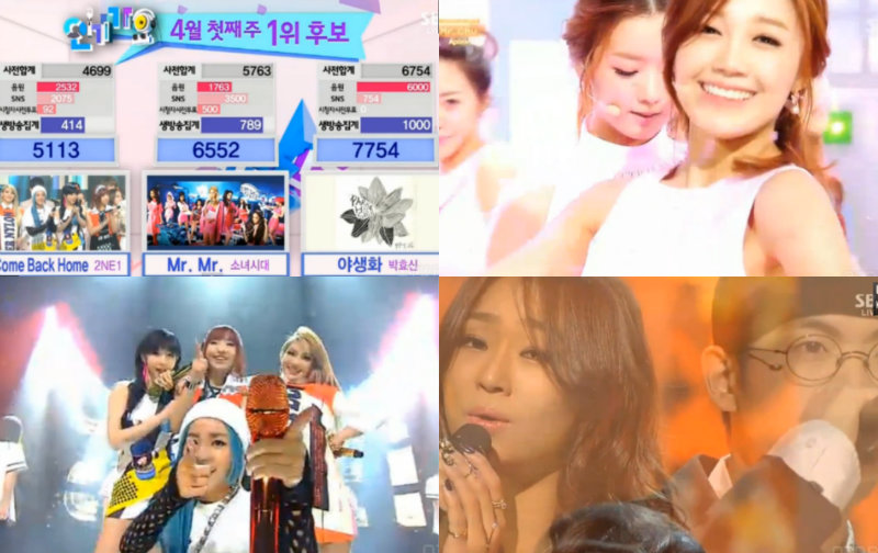 sbs inkigayo 04.06.14 soompi