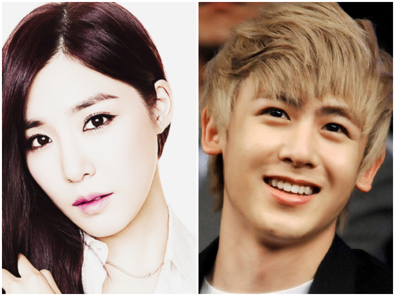 2PM's Nichkhun and Girl's Generation's Tiffany Confirmed to Be Dating