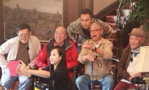 Grandpa Over Flowers Chinese