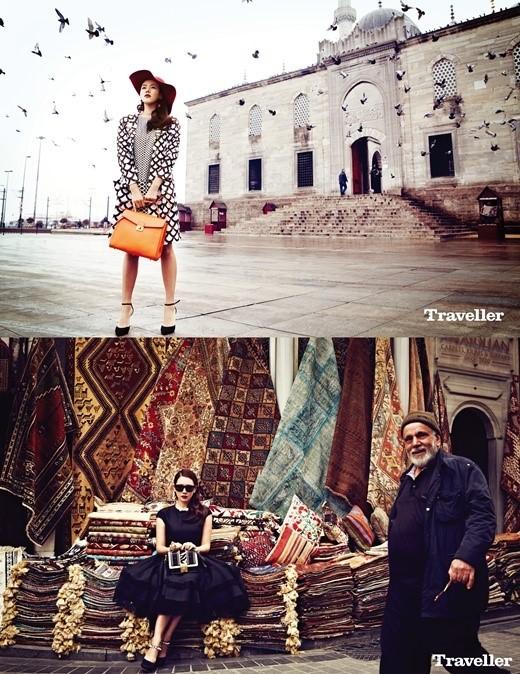 Son Ye Jin Traveller