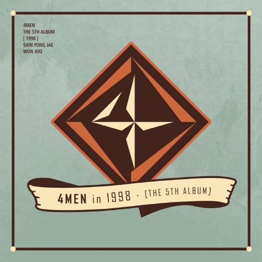 4men jacket album