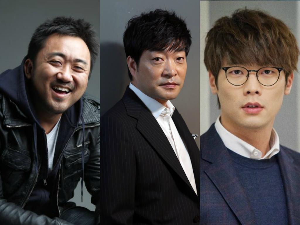 """Son Hyun Joo, Ma Dong Suk, and Choi Daniel Confirmed for New Movie """"The Chronicles of Evil"""""""