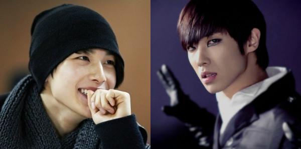 Im Siwan and Lee Joon