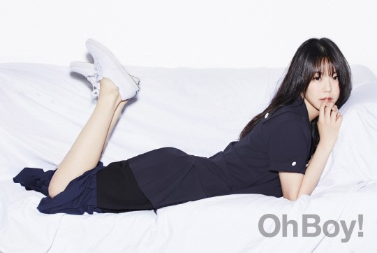 Kim Min Hee for Oh Boy 2