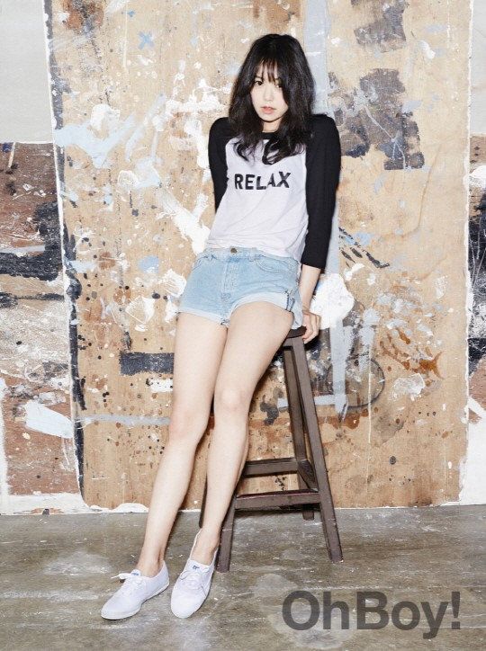 Kim Min Hee for Oh Boy