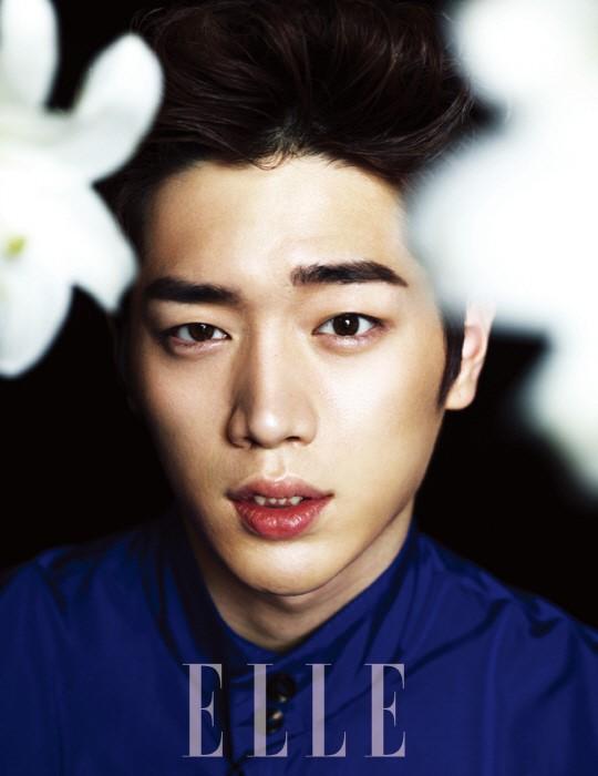 Seo Kang Joon Elle