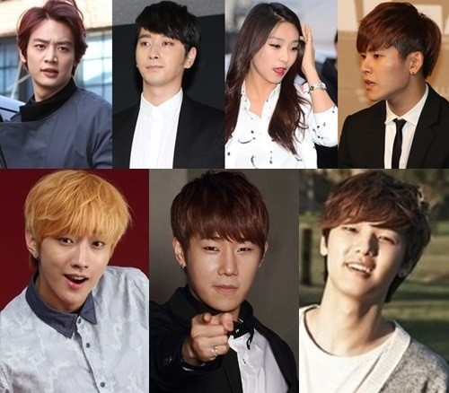 Minho, Bora, Kang Min Hyuk, and Other Idols Join Cast of Running Man for Special Episode