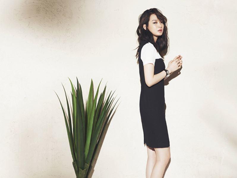Shin Min Ah for Joinus 2