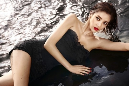 Son Dam Bi for Instyle Featured Imae