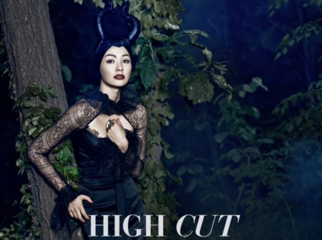Son Tae Young for High Cut 3