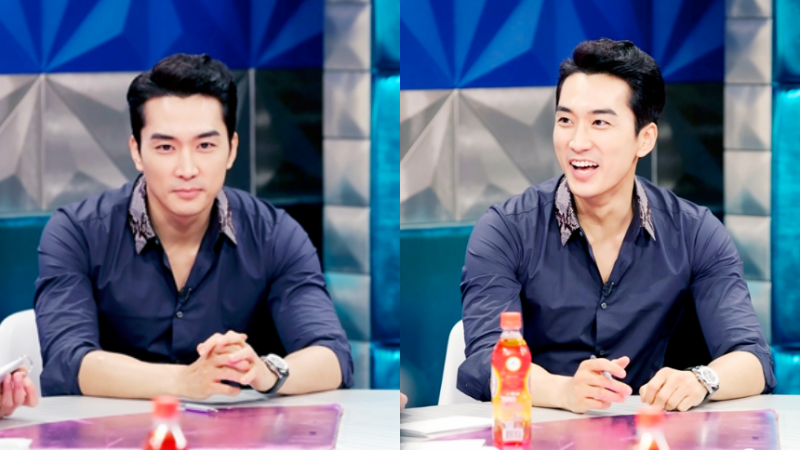 Song Seung Hun's Looks Unchanged Even After 18 Years