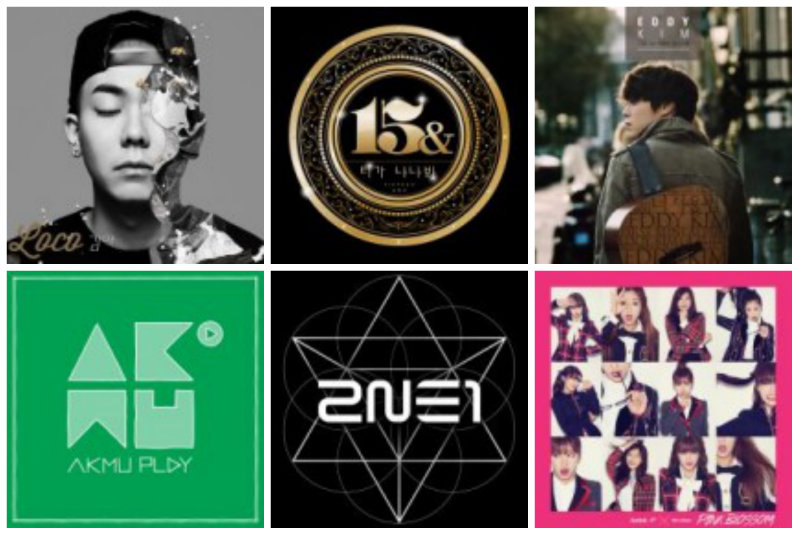 Soompi Weekly K-Pop Music Chart 2014 – May Week 2