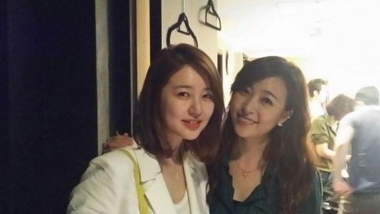Yoon Eun Hye and Shim Eun Jin Reunite