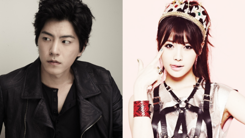 "Model-Actor Hong Jong Hyun and Girl's Day's Yura to Join ""We Got Married"" as New Couple"