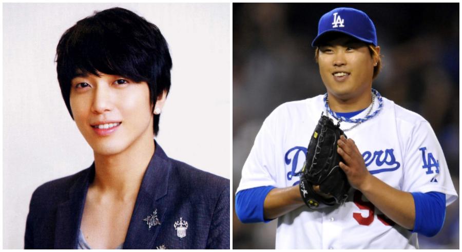 Jung Yong Hwa Ryu Hyun Jin