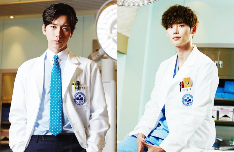 lee jong suk park hae jin doctor stranger