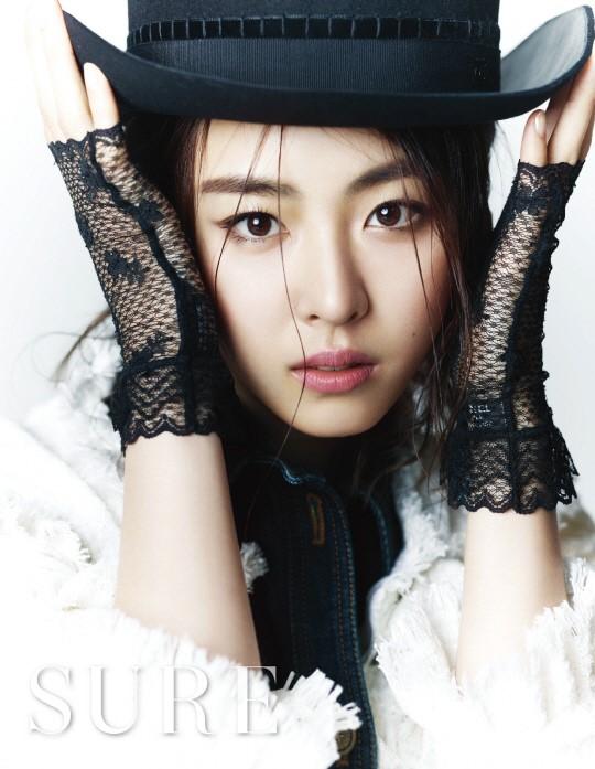 lee yeon hee_sure