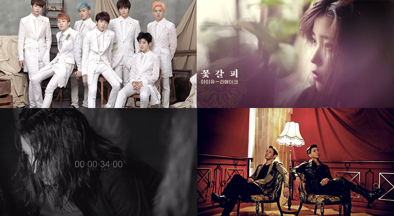 May Comeback teasers