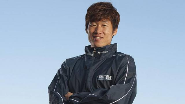 park ji sung_running man