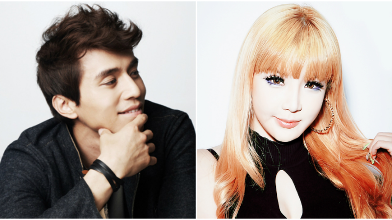 Will Roommate Have Its First Couple in Park Bom and Lee