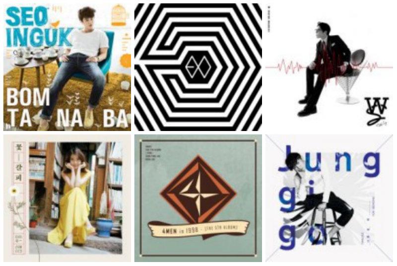 soompi Weekly K-Pop Music Chart 2014 – May Week 5