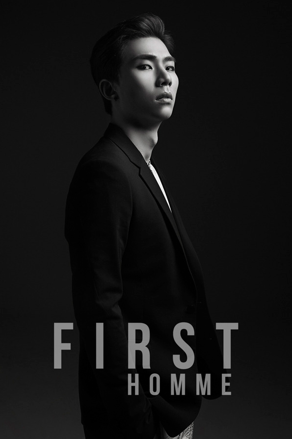 zea first homme kevin