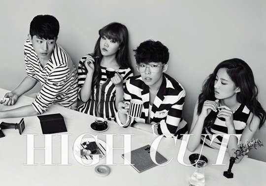 Akdong Musician High Cut