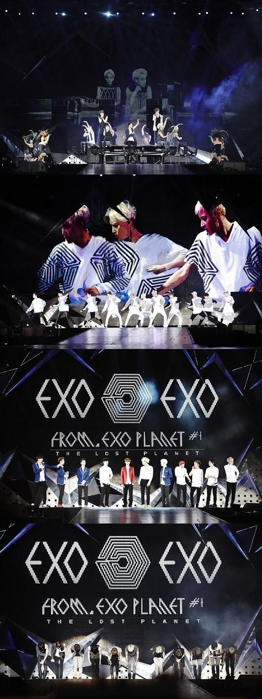 EXO tour