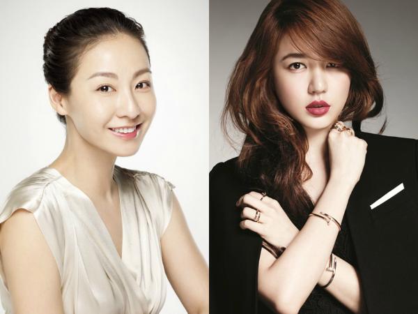 Lee Mi Yeon Yoon Eun Hye