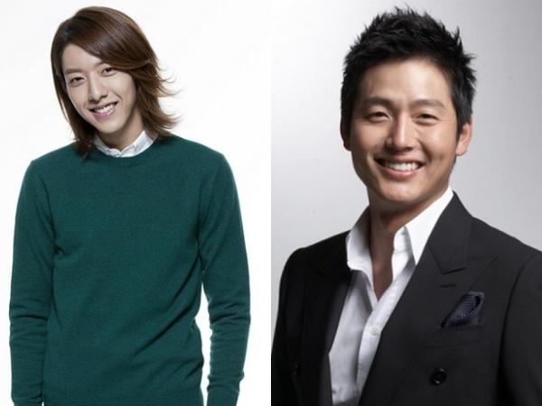 Temptation Lee Jong Shin Lee Jung Jin