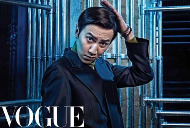 Lee Kwang Soo for Vogue