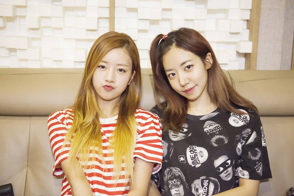 """A Pink Subunit Pink BnN Releases """"My Darling"""""""