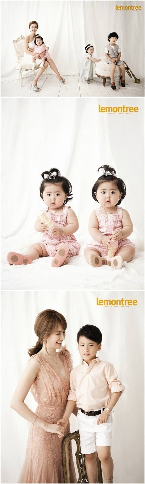 Shoo and Lee Hye Won's pictorial