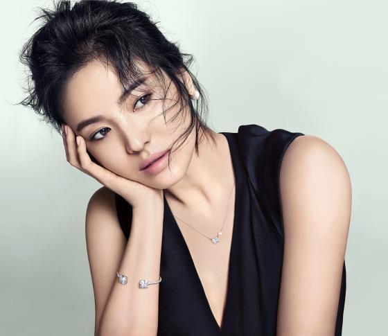 Song Hye Kyo for J.Estina 2