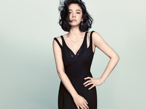 Song Hye Kyo for J.Estina 3
