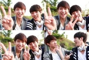 Woo Hyun and Seung Yeol