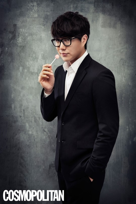 Sung Si Kyung (성시경) Cosmo2