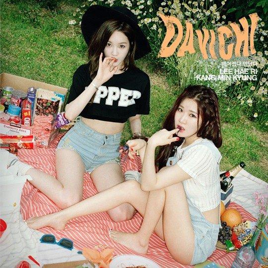 davichi album jacket